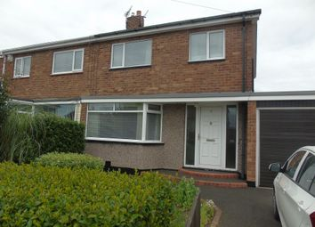 Thumbnail 3 bed semi-detached house to rent in Glendale Avenue, Choppington