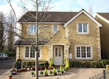 Thumbnail 4 bedroom detached house for sale in Home Mead, Corsham, Wiltshire
