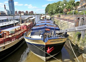 Thumbnail 3 bed houseboat for sale in Albion Quay, Lombard Rd, Battersea