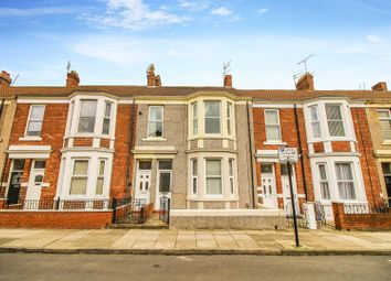 Thumbnail 2 bed flat for sale in Clifton Terrace, Whitley Bay