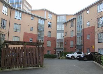 Thumbnail 2 bed flat for sale in Leicester Court, Craggs Row, Preston