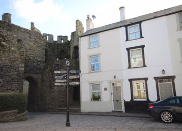 Thumbnail 1 bed terraced house for sale in Rose Hill Street, Conwy
