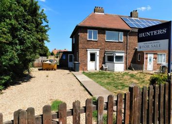Thumbnail 3 bed end terrace house for sale in Waterloo Road, Mablethorpe