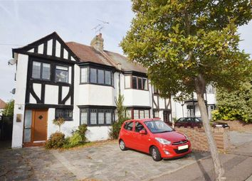 Thumbnail 4 bedroom semi-detached house for sale in Ailsa Road, Westcliff-On-Sea, Essex