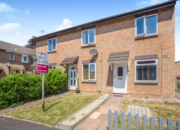Thumbnail 2 bed terraced house for sale in Larchfield Close, Frome