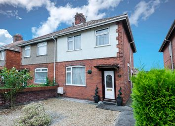 Thumbnail 3 bedroom semi-detached house for sale in Seymour Road, Trowbridge