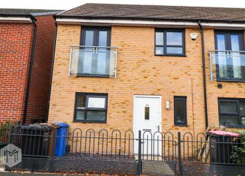 Thumbnail 3 bed semi-detached house for sale in Hatton Gardens, Salford