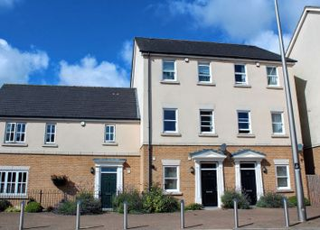 Thumbnail 3 bedroom town house for sale in Rowditch Furlong, Redhouse Park, Milton Keynes