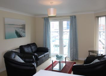 Thumbnail 2 bedroom flat to rent in Weavers House, Swansea