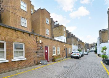 Thumbnail 3 bed flat for sale in Queens Gate Mews, London