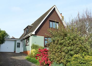 Thumbnail 3 bed detached house for sale in Newlands Road, Sidford, Sidmouth