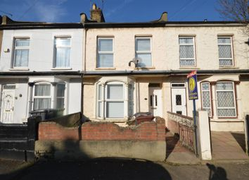 Westdown Road, London E15. 3 bed terraced house