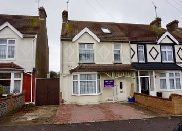 Thumbnail 4 bed semi-detached house for sale in Sturdee Avenue, Gillingham