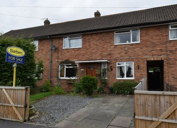 Thumbnail 3 bedroom terraced house for sale in North Road, Wellington, Telford, Shropshire