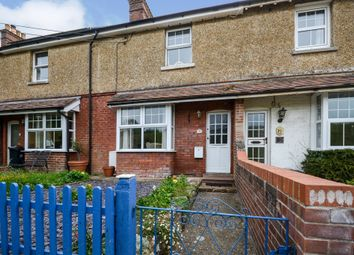 Thumbnail 3 bed terraced house for sale in West Walls, Wareham