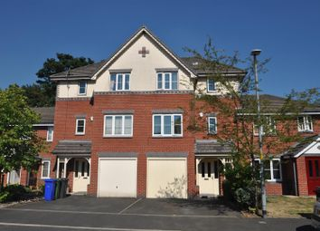 Thumbnail 4 bed town house for sale in Bakery Court, Ashton-Under-Lyne