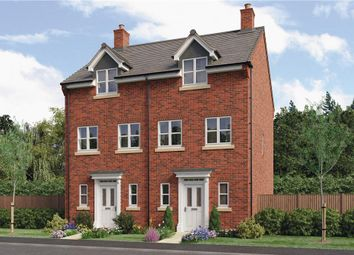 "Thumbnail 3 bed semi-detached house for sale in ""Hardwicke"" at Copcut Lane, Copcut, Droitwich"
