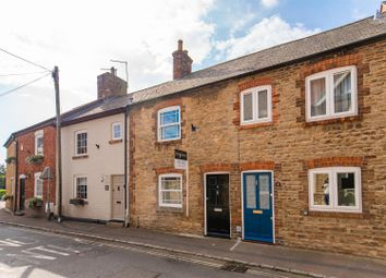 Thumbnail 2 bed terraced house for sale in Silver End, Olney