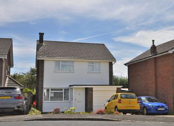 Thumbnail 3 bed detached house for sale in Arran Close, Hailsham