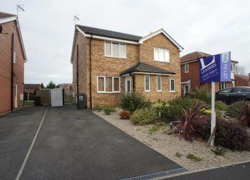 Thumbnail 2 bed semi-detached house to rent in Dunbar Close, Long Eaton, Nottingham