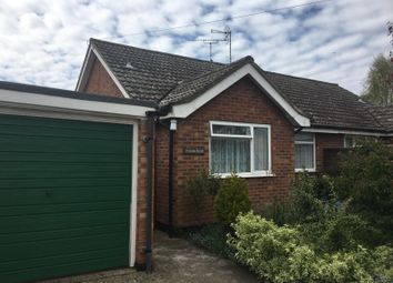 Thumbnail 2 bed semi-detached bungalow for sale in Grove Road, North Walsham