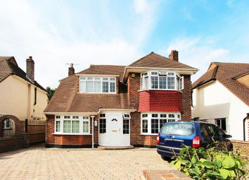 Thumbnail 5 bed detached house to rent in Wendover Drive, New Malden