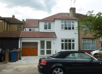 Thumbnail 2 bed flat to rent in Woodberry Avenue, North Harrow, Harrow