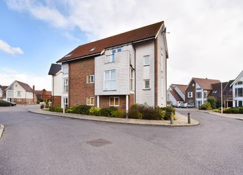 Thumbnail 2 bed flat for sale in Redwing Close, Hawkinge, Folkestone