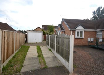 Thumbnail 2 bed bungalow for sale in Harpenden Close, Dunscroft, Doncaster, South Yorkshire