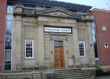 Thumbnail 2 bed flat to rent in Kingston Court, Hull, East Yorkshire