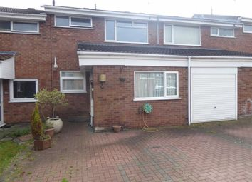 Thumbnail 3 bed terraced house for sale in Wareham Green, Walsgrave, Coventry
