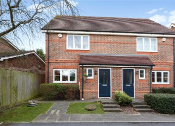 Thumbnail 3 bed semi-detached house to rent in Locksley Gardens, Winnersh, Berkshire