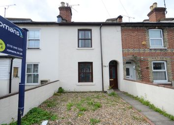Thumbnail 2 bedroom terraced house to rent in Gosbrook Road, Caversham, Reading
