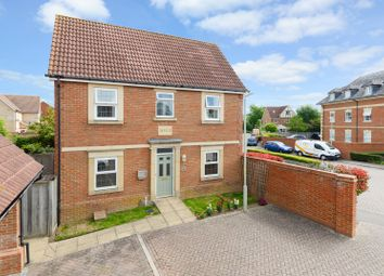 Thumbnail 3 bed semi-detached house for sale in Octavian Way, Kingsnorth, Ashford