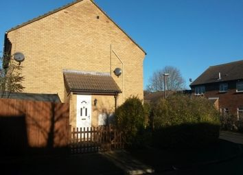 Thumbnail 1 bed end terrace house to rent in Germander Place, Conniburrow