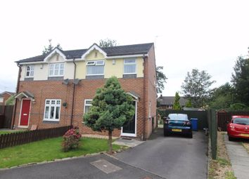 Thumbnail 3 bed semi-detached house for sale in Dovenby Fold, Higher Ince, Wigan