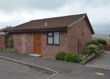 Thumbnail 1 bed detached bungalow for sale in Isis Close, Honiton