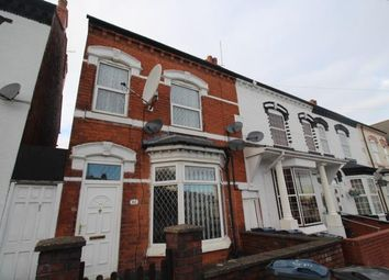 Thumbnail 4 bed terraced house for sale in Algernon Road, Bearwood, Birmingham, West Midlands