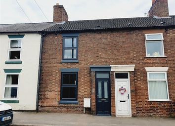 Thumbnail 3 bed terraced house to rent in Linton Heath, Linton, Swadlincote
