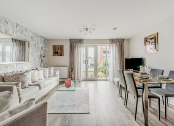 Thumbnail 2 bed flat for sale in Victoria Road, Burgess Hill