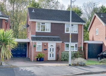 Thumbnail 4 bed detached house for sale in Abbotswood Close, Winyates Green, Redditch