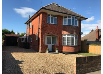 Thumbnail 3 bed detached house for sale in Durrington Road, Bournemouth