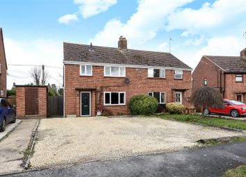 Thumbnail 3 bed semi-detached house for sale in Stonehill Lane, Southmoor, Abingdon