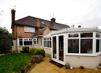 Thumbnail 3 bed property for sale in Croyland Road, Peterborough