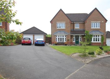 Thumbnail 5 bed detached house for sale in Torrance Wynd, East Kilbride, Glasgow
