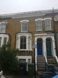 Thumbnail 3 bed flat to rent in Haselrigge Road, London
