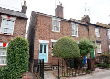 Thumbnail 3 bed end terrace house for sale in Cravells Road, Harpenden