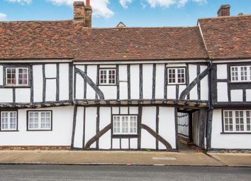 Thumbnail 2 bedroom flat for sale in High Street, Elstow, Bedford