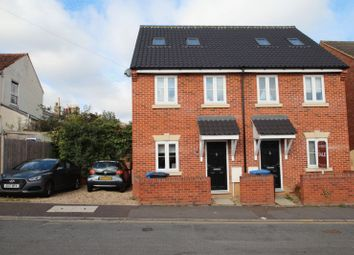 Thumbnail 3 bed semi-detached house for sale in Raglan Street, Norwich