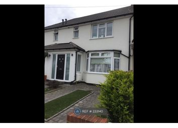 Thumbnail 3 bedroom terraced house to rent in Simmons Way, London